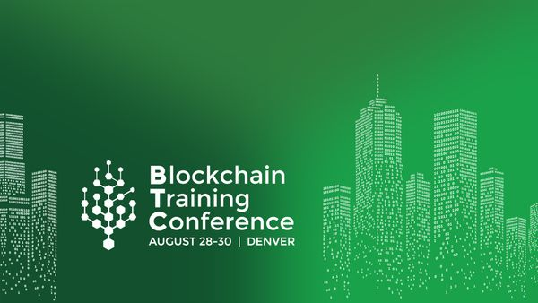 How to Pitch Your Boss to Send You to Blockchain Training Conference 2019